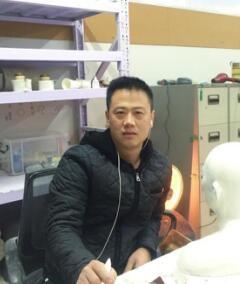 特效模具制作组长-马宏伟